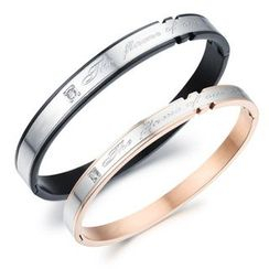 Tenri - Couple Matching Bangle