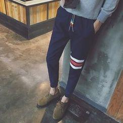 Simsam - Colour Block Sweatpants