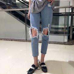 MATO - Distressed Jeans