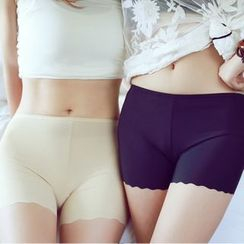 Fitight - Plain Boyshorts 3 pcs