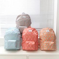 Evorest Bags - Print Waterproof Backpack