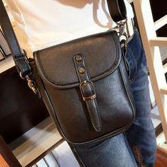 Yiku - Belted Crossbody Bag