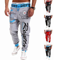 Fireon - Printed Sweatpants