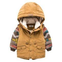Kido - 童裝連帽夾層夾克