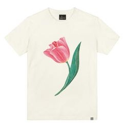 the shirts - Tulip Print T-Shirt