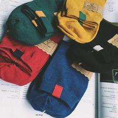 STILL YOU - Color Panel Socks