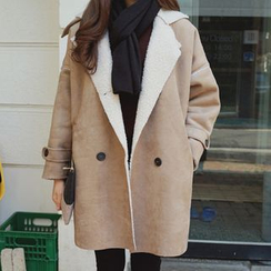 EFO - Fleece-Lined Coat