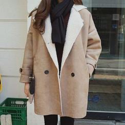 EFO - 抓毛內襯大衣