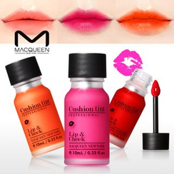 MACQUEEN - Creamy Lip Tint (#04 Hot Pink)