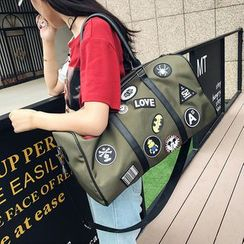 Denyard - Applique Carryall Bag