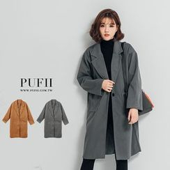 PUFII - Single Button Blazer