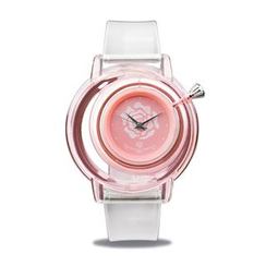 Moment Watches - Art of Rose - Passion Strap Watch