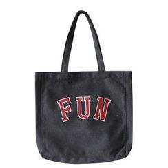 LightOn - Letter Shopper Bag