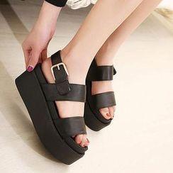 Mancienne - Platform Sandals