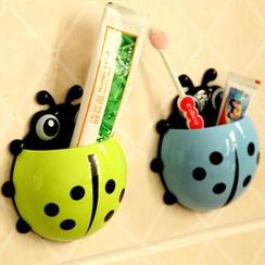 Desu - Ladybug Toothbrush Holder