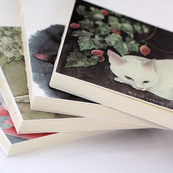 MissYou - Cat Printed Notebook (S)