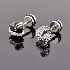Trend Cool - Star Single Stud Earring