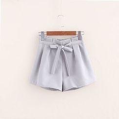 Maymaylu Dreams - Bow Front Shorts