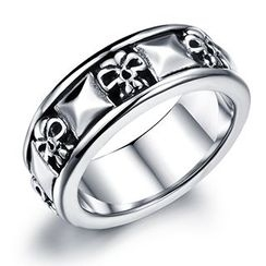 Creole - Skull Ring