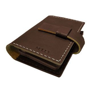 YOURS - Customizable Genuine Leather Multi-Function Card Case