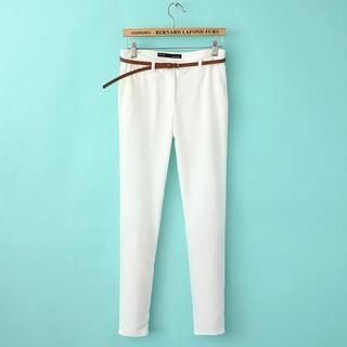 TBR - Pleated Tapered Pants