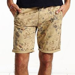Simwood - Printed Shorts