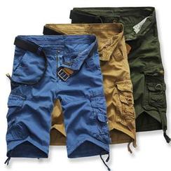 Hansel - 工装短裤