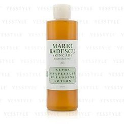 Mario Badescu - Alpha Grapefruit Cleansing Lotion (For Combination, Dry or Sensitive Skin Types)
