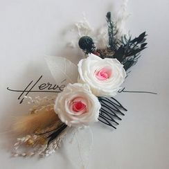 Neostar - Floral Hair Comb