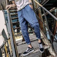 JORZ - 纯色哈伦裤