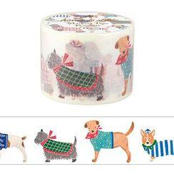 Aimez le style - Aimez le style Masking Tape Primaute Wide Dog