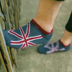 MUMBLE - 图案短袜