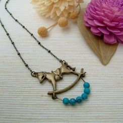 MyLittleThing - Cockhorse Necklace