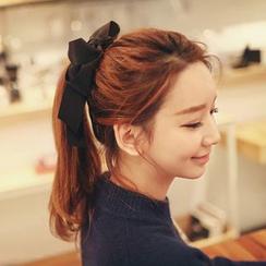 華娟 - 雙層蝴蝶結髮圈