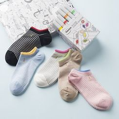LA SHOP - Stripe Socks