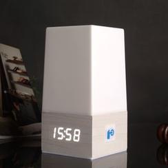 Kimura - LED木头座钟