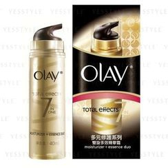Olay - Total Effects 7 In One Moisturizer and Essence Duo