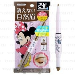 BCL - Browlash Ex W Eyebrow Gel Pencil & Powder Minnie Mouse Edition (Light Brown)