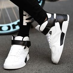 Chariot - High-Top Sneakers