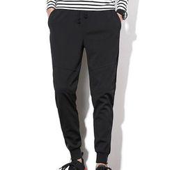 Weroni - Drawstring Sweatpants