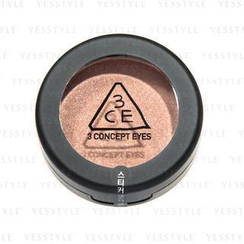 3 CONCEPT EYES - One Color Shadow - Shimmer (Elice)