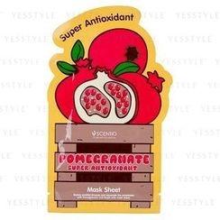 Beauty Buffet - Scentio Pomegranate Super Antioxidant Mask Sheet
