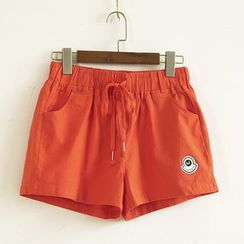 Ranche - Drawstring Shorts