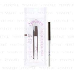 MSH - EYESCREAM Gel Pencil Eyeliner (Bitter Brown)