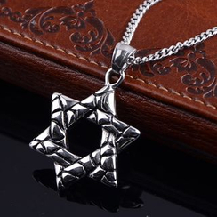 Trend Cool - Star Pendant Necklace