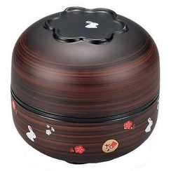 Hakoya - Hakoya Wooden Bowl Lunch Box Koiki Tochigime