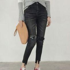RASA - Ripped Skinny Pants