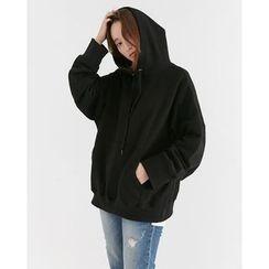 Someday, if - Hooded Kangaroo-Pocket Pullover