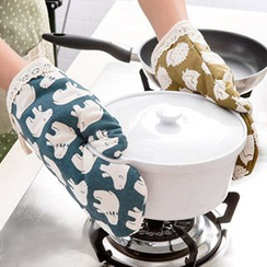 Home Simply - Printed Kitchen Glove