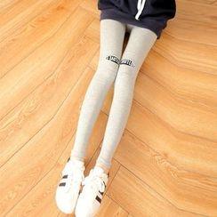 DORRIE - Lettering Leggings